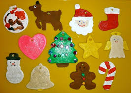 Salt Dough Ornaments  Christmas DIY  Craft PassionSalt Dough Christmas Gifts