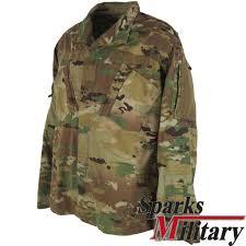 Ocp Pattern Unique Original US Army OCP Scorpion W48 Camo Uniform Coat Buy Online