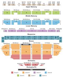 Fabulous Fox Theatre St Louis Seating Chart Otvod