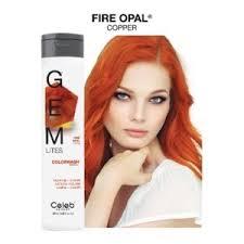 Cl Gem Lites Fire Opal Shampoo 244ml 8 25oz