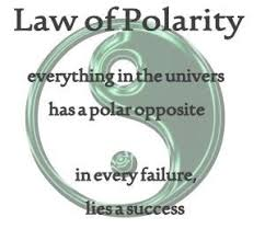 Image result for Law of Polarity