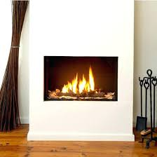 gas fireplace doors glass simple fire front logs door cleaning
