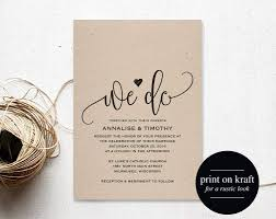 Free Wedding Invitation Templates Invitations For Word