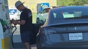 Check spelling or type a new query. Man Goes Viral For Trying To Fill Electric Tesla Car With Petrol Arab News