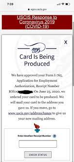 Has anyone who applied to nebraska service center around similar time already gotten the ead card? Card Is Being Produced Daca