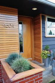 mid century modern front porch. Stoop Style: Ideas For Small And Beautiful Front Porches Mid Century Modern Porch N