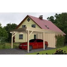 carport leimholz einzelcarport nwh brandenburg 12010 wooden carports with storage h91 wooden