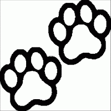 Small Picture Page Pages Dog Photo Tryonshortscom Dog Dog Paw Coloring Page Paw