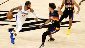 Clippers @ Suns (Spiel 1) Live Stream | Gratismonat Starten