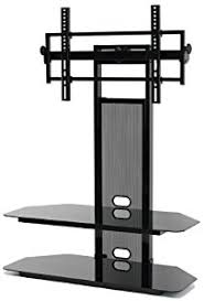 LCDLED TV Stand for 40 to 65Inch Flat Panel LCD TV with Universal LCD  Mounting System