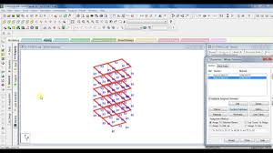 Design Of G 3 Rcc Building Staad Pro Analysis Design Of G 3 Building Part 2 Supports Material S Cs