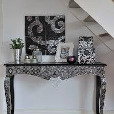 black hall console table. Hallway Console Table Centralazdining Black Hall A
