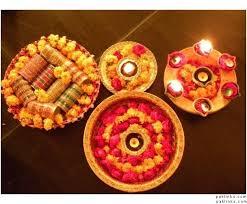 Mehndi Tray Decoration Shannu's Celebrators 92