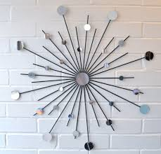 Metal Star Wall Decor Home Decoration Avoiding Mirror Wall Decor When And Where