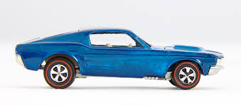Who Made The First Car Hotwheels