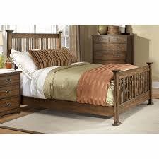 Oak Park Mission Style Bed