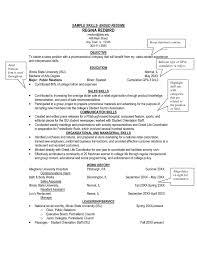 Skillsusa Resume Template Fresh Usajobsgov Resume Example Examples