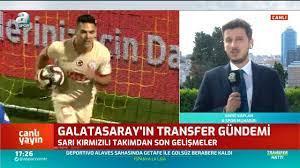 A SPOR - Galatasaray'ın transfer gündemi Gelişmeleri A Spor Muhabiri Emre  Kaplan aktardı