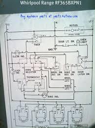 appliantology photo keywords range whirlpool range model rf365bxpn1 wiring diagram