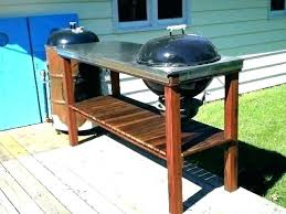 diy grill table grill table plans grill cart grills stands charcoal grill table plans designs cart