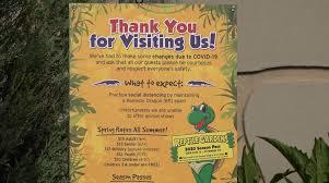 reptile gardens opens for the season