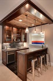 Basement Bar Design Ideas Pictures