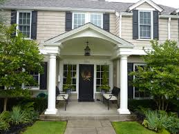 Architecture Exterior Paint Color For Brick Plus Columns House Elegant homes  Inspire