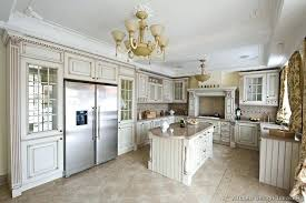 kitchen cabinets to ceiling traditional antique white kitchen kitchen cabinets 14 foot high ceilings