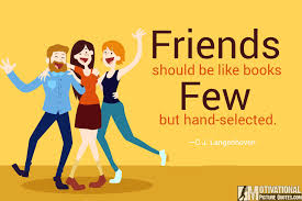25 Inspirational Friendship Quotes Images Free Download