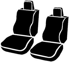 oe front bucket seat cover ford f150 09