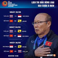 Vtv6 trực tiếp bóng đá việt nam. Lịch Thi Ä'ấu Của U23 Việt Nam Tin Tức Online