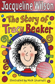 It turns out that tracy beaker had a role in harry potter and the philosopher's stone before she starred as the tracy beaker we know and love. The Story Of Tracy Beaker Scholastic Kids Club