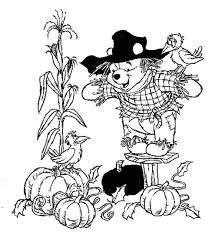 Small Picture Pooh And Piglet Free Halloween Coloring Pages Disney Hallowen