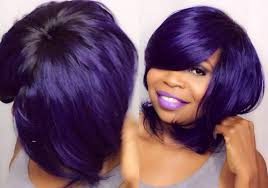 Hairstyles Without Weave How To Do Quick Weave No Part Purple Saga Brazilian Remy