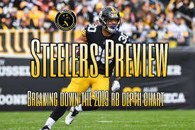 Podcast Previewing The 2019 Steelers Depth Chart Running