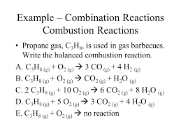 filename example combination reactions combustion reactions jpg