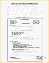 Best Resume Format For Commerce Student Engineering