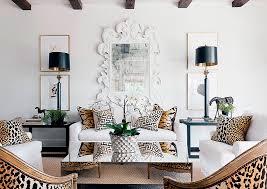 Zebra Print Living Room Animal Print Living Room Decor Living Room Design Ideas