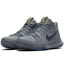 Best Kyrie 3 Designs Nike Kyrie 3 Ep 852396 001 Cool Grey Midnight Navy Nike