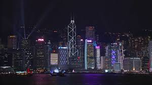 Where To See Symphony Of Lights Hong Kong The Symphony Of Lights