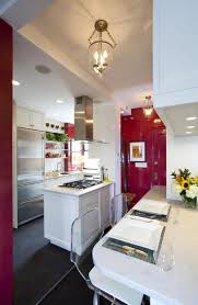 White Kitchen With Red Accents 55 Best Images About American Kitchens Contemporary