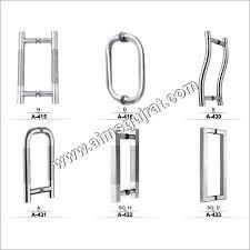 ss gl door handles