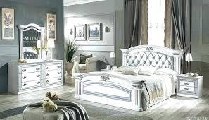 italian bedroom furniture white classic set silver r70 furniture