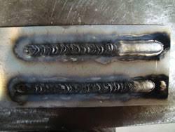 clean welding base