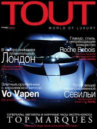 TOUT Magazine April - <b>May</b> 2012 by TOUT - World of Luxury - issuu