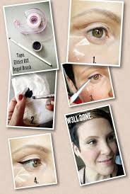 w3ll people makeup guru shirley pinkson shows you how to get the perfect cat eye in 4 easy steps makeuptips greenbeauty howto