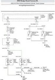 dodge grand caravan wiring diagram images 1996 2000 dodge caravan vehicle wiring chart and diagram