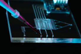 Lab On A Chip Lab On A Chip For Tracking Single Bacterial Cells Epr