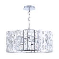 Casa Padrino Luxus Kronleuchter Silber ø 50 X H 21 2 Cm Eleganter Kronleuchter Mit Kristallglas