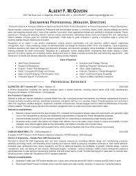 Professional Engineer Resume Engineering Professor Resume Enderrealtyparkco 5